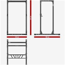 ATX LINE Power Rack PRX-720 - 5