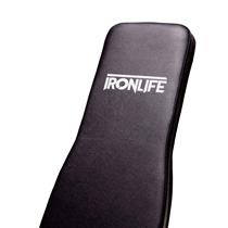 IRONLIFE Posilovací lavice Ajustable Bench 1