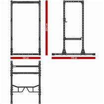 Power Rack 750 ATX - výška 225 cm 3