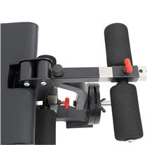 Posilovací lavice na nohy Předkopávání - zakopávání kombi ATX 7