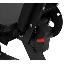 Posilovací lavice na nohy Předkopávání - zakopávání kombi ATX 8