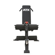 Posilovací lavice na nohy Předkopávání - zakopávání kombi ATX 9