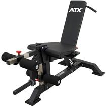 Posilovací lavice na nohy Předkopávání - zakopávání kombi ATX 10