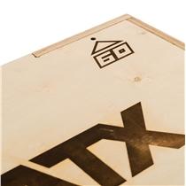 ATX dřevěná skákací bedna 3 velikosti 4