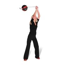 Tornado Ball Workout
