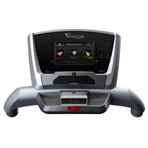 VISIONFITNESS_Laufband console ELEGANT