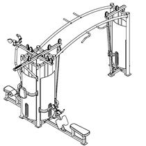 IT9027 - multifunkční věž obr 5
