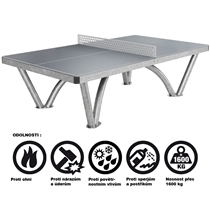 stul na stolni tenis cornilleau - outdoor - table park odolnosti