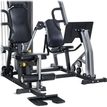 posilovaci stroj - horizon fitness - torus 5 - druha pozice