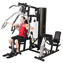 posilovaci stroj - horizon fitness - torus 5 - ukazka cviku