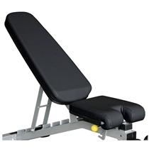 Posilovací lavice IMPULSE FITNESS IFFID, polohovatelná posilovací lavice od impulse fitness do domac