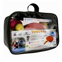 Palka na stolni tenis - Detsky set pro ping pong - detail baleni