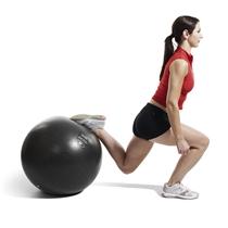 gymball jordan fitness - balancni cviky