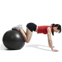 gymball jordan fitness - cviky s vlastni vahou