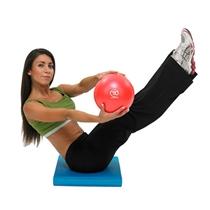 FexBall-rehabilitační balon - cviky bricho