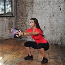 Medicine ball REEBOK professional cviky 9