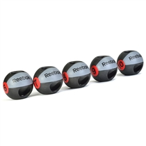 Medicine ball REEBOK professional duble grip varianty
