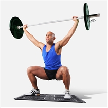 Treninkovy kotouc BUMPER Jordan Fitness JLBRTP - lifestyle