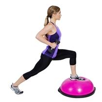 BOSU pink balance trainer vypady