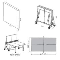 rozměry stolu