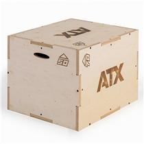 ATX dřevěná skákací bedna 3 velikosti