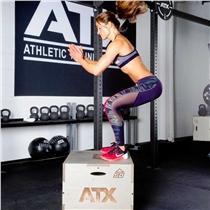 ATX dřevěná skákací bedna 3 velikosti 3