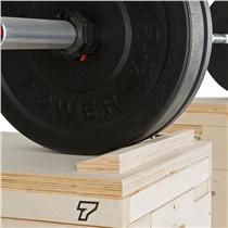 ATX dřevěná odkládací bedna na osy 4