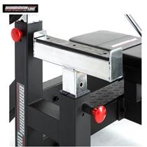Posilovací lavice Bench Press BARBARIAN BB-9060 2