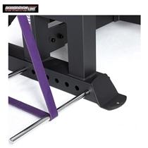 Posilovací lavice Bench Press BARBARIAN BB-9060 4