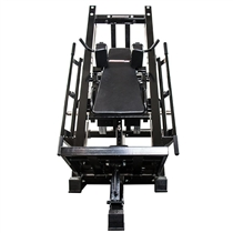 BARBARIAN Leg press/Hack dřep BB-9091 3